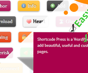 Shortcode Press - Wordpress Shortcode Plugin