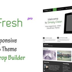 Eden Fresh Pro - Responsive Corporate WordPress Theme