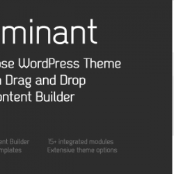 Dominant - Multipurpose WordPress Theme