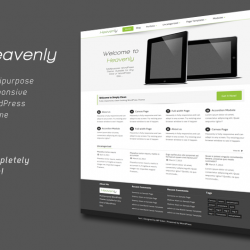 Heavenly - Multipurpose WordPress Theme