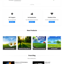 Centrino WordPress eCommerce Theme
