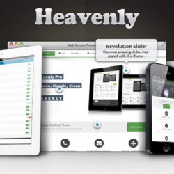 Heavenly Pro - Multipurpose WordPress Theme