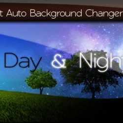 WP Day Night Auto Background Changer