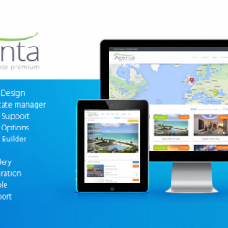 Agenta - Responsive Real Estate WordPress Theme