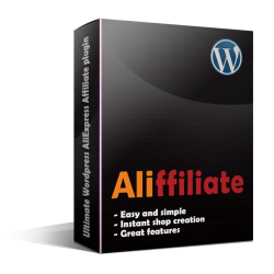 Aliffiliate - Premium AliExpress Affiliate Wordpress Plugin