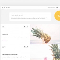 Fixie - Responsive WordPress Theme