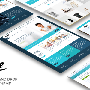 Royal – Multipurpose One & Multi Page WordPress Theme