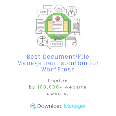 Best File and Document Management Plugin